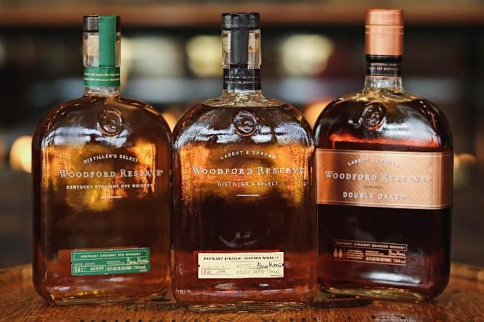 Woodford Whiskey Dinner