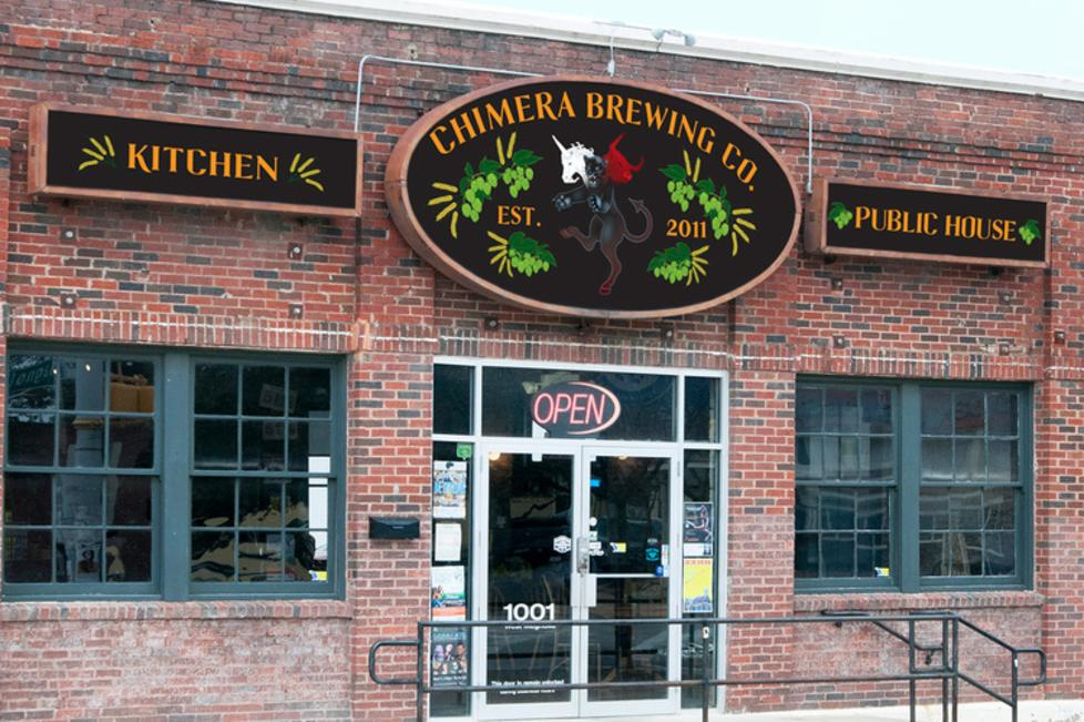 chimera brewing co