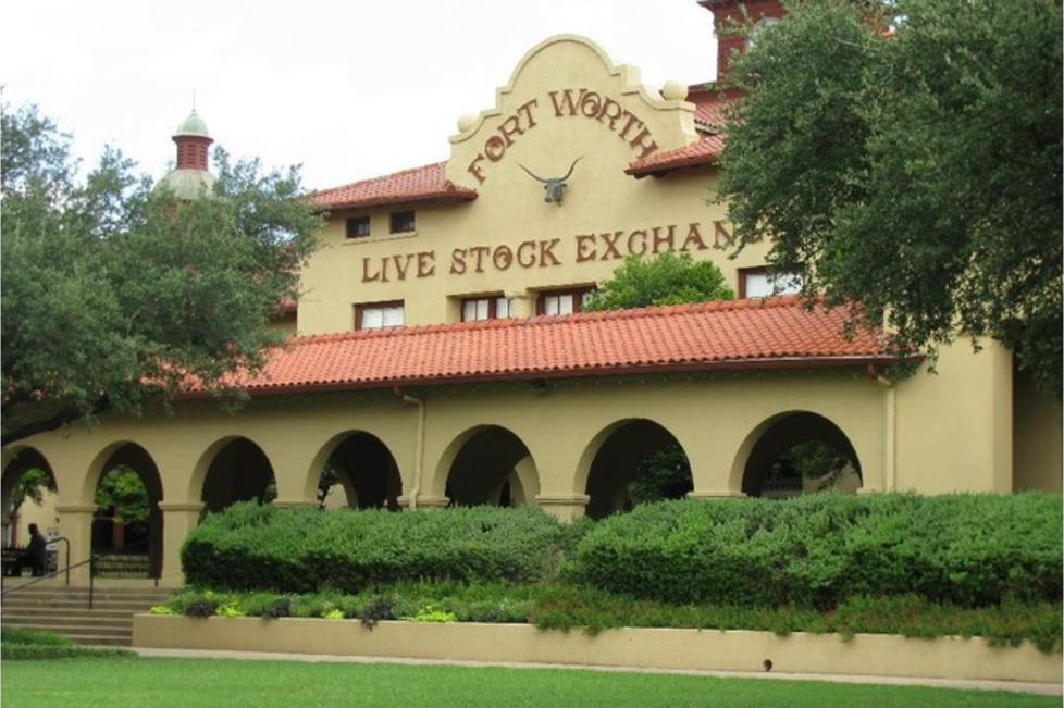Livestock Exchange Building