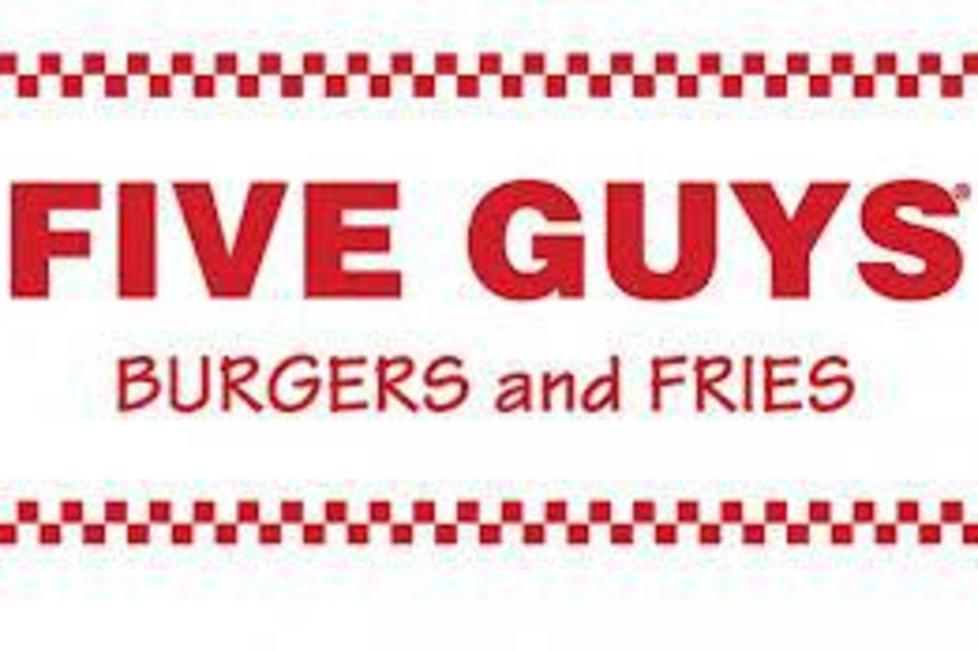 Five Guys Fort Worth