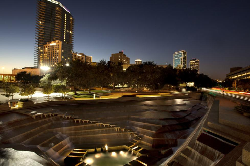 Fort Worth Water Gardens