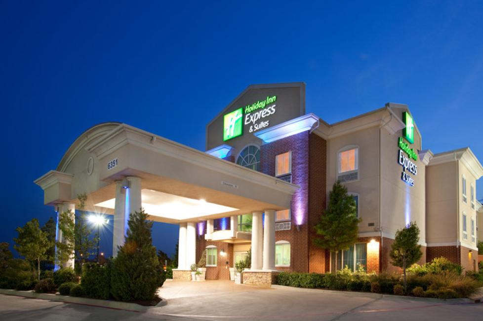 holiday inn express i-35 western center