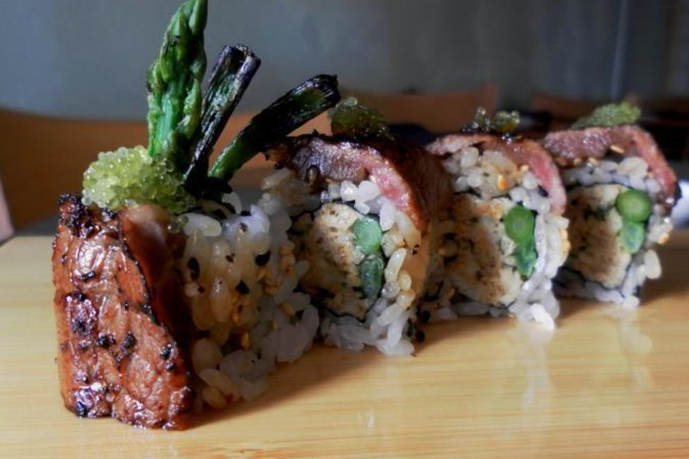 little lilly sushi