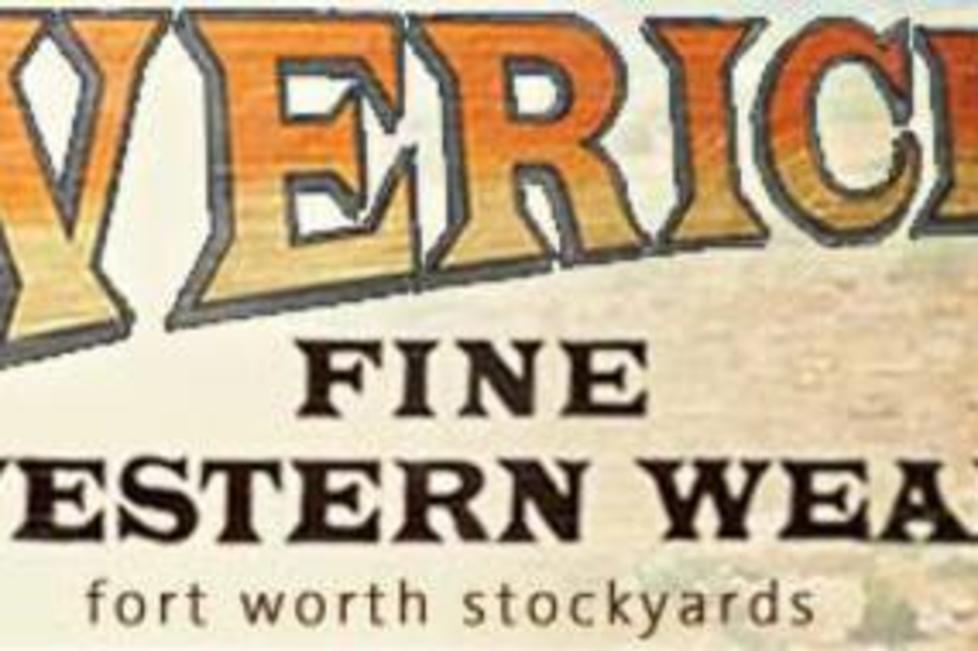 Maverick Fine Western Wear Logo