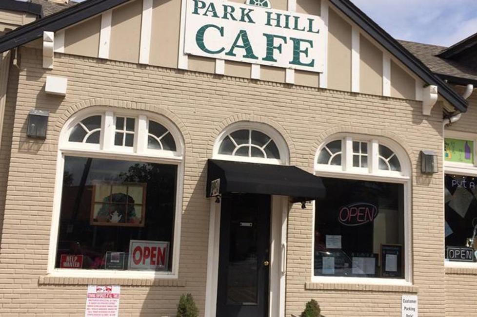 park hill cafe