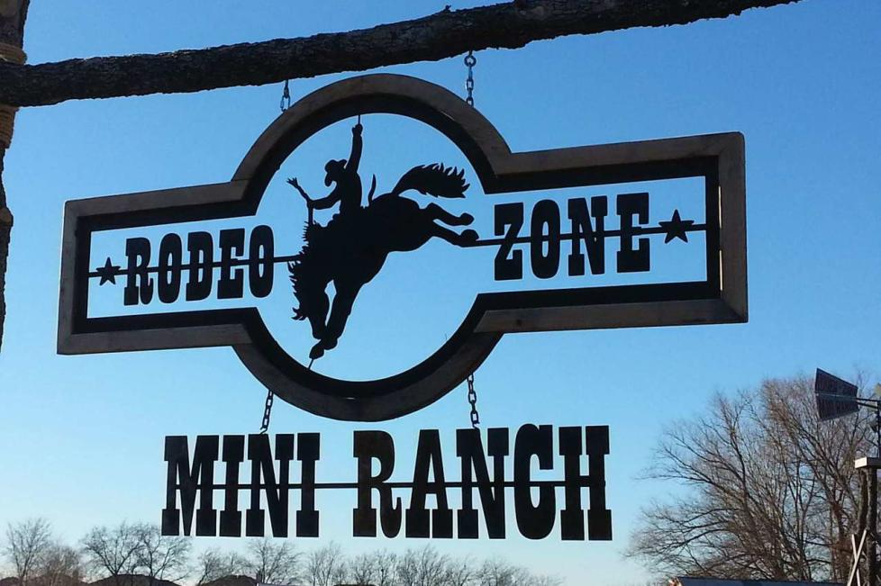 rodeo zone mini ranch