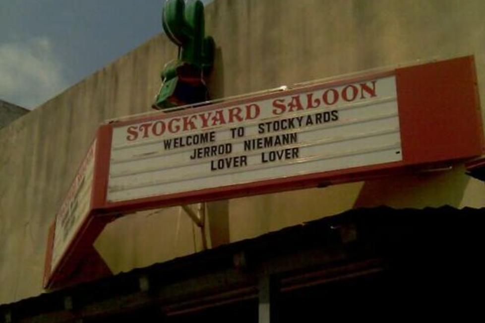 stockyards saloon