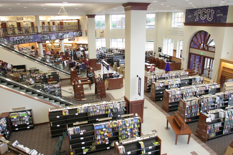 tcu barnes and noble