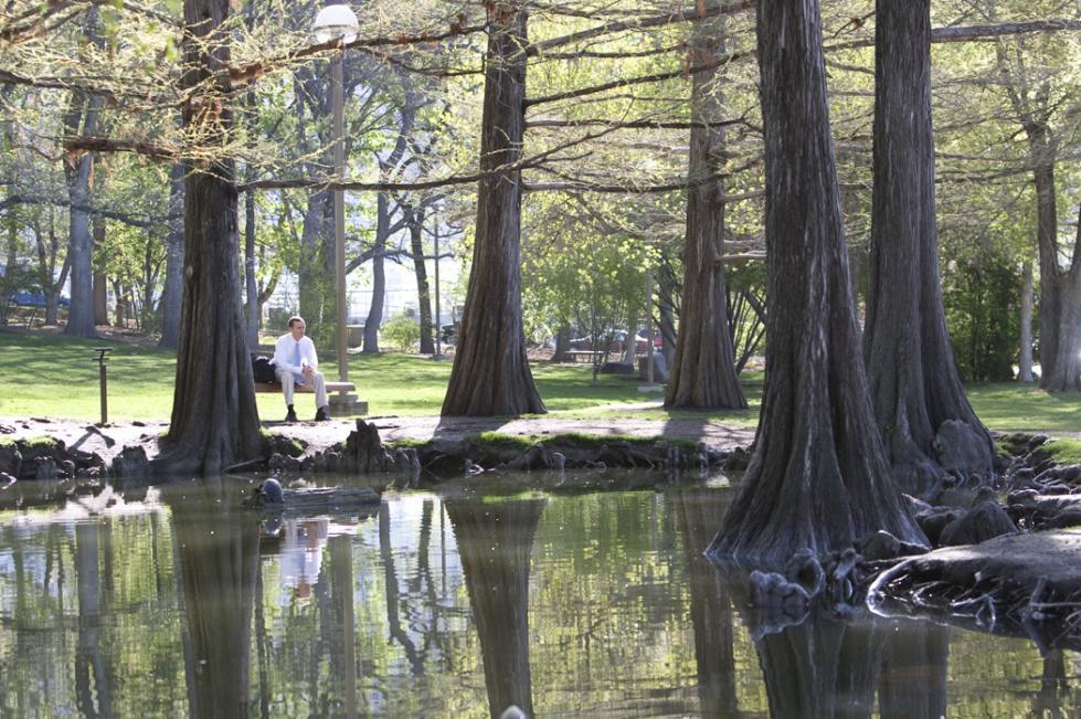 BYU Pond 2