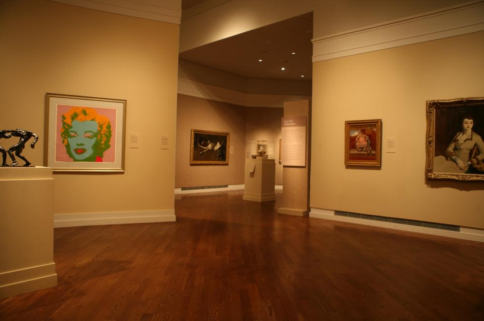 BYU Museum of Art - Gallery