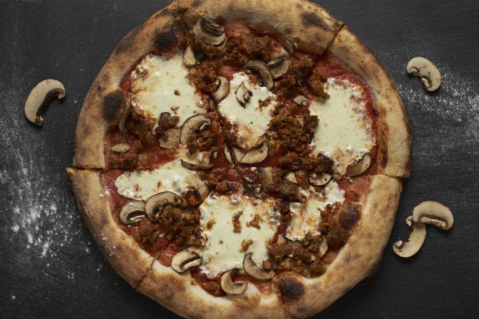 Italian Sausage & Mushroom