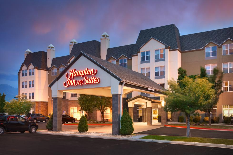 Hampton Inn and Suites - Orem