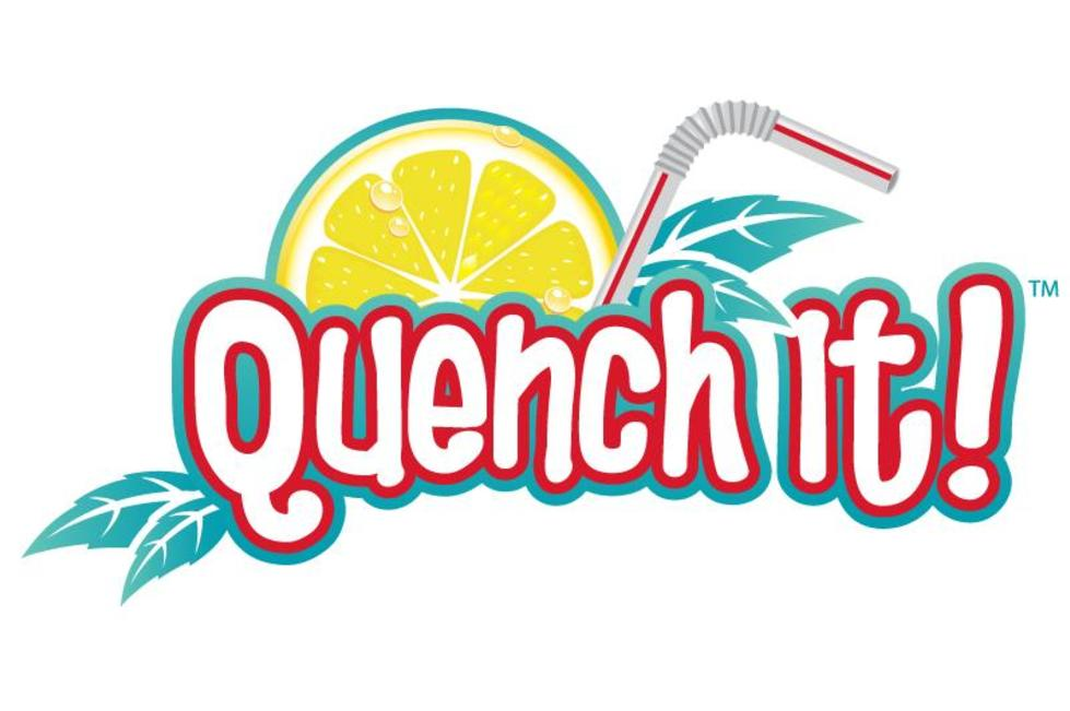 Quench It! Logo