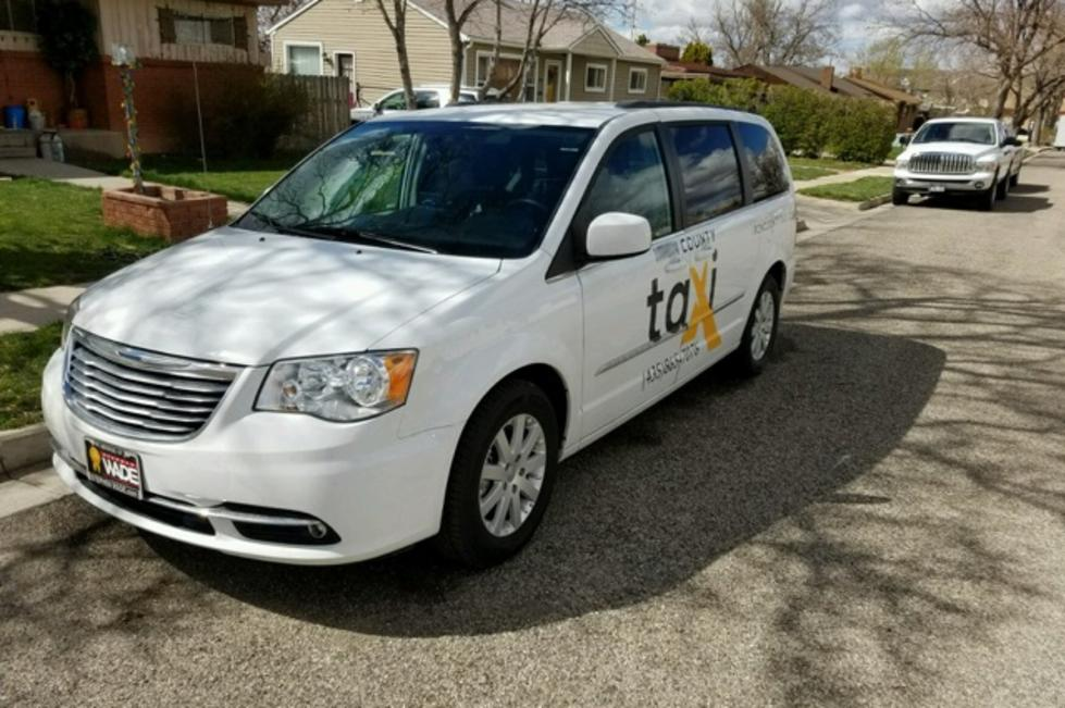 UT. County Taxi