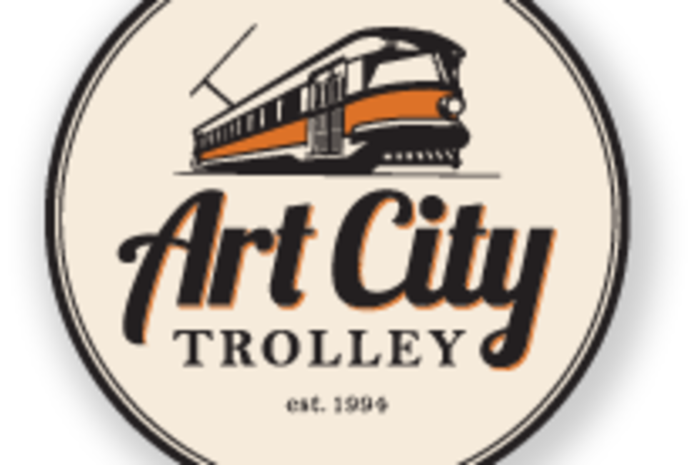 Art City Trolley Logo