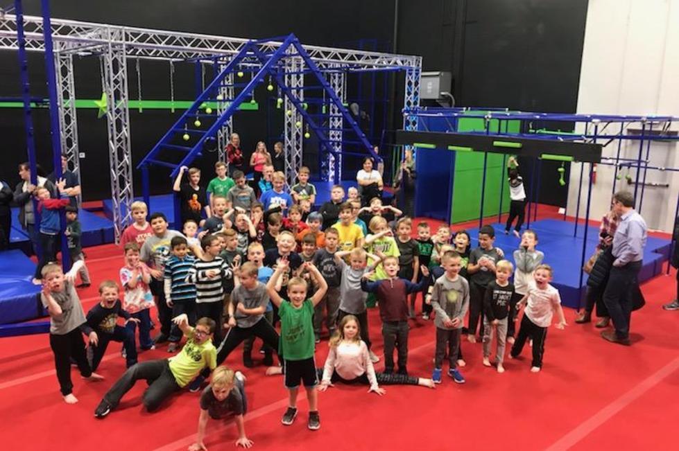 Ninja Playground Kids Class