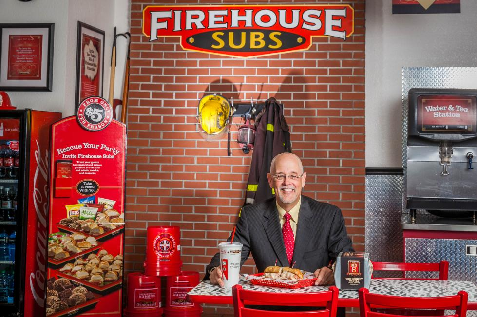Firehouse subs ad
