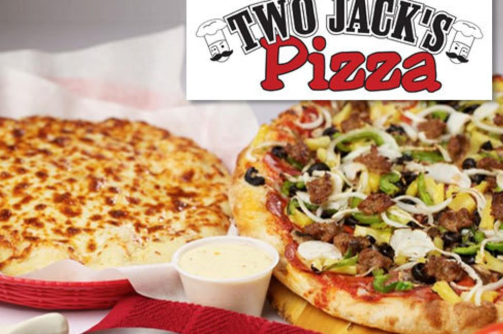 Two jack's Pizza