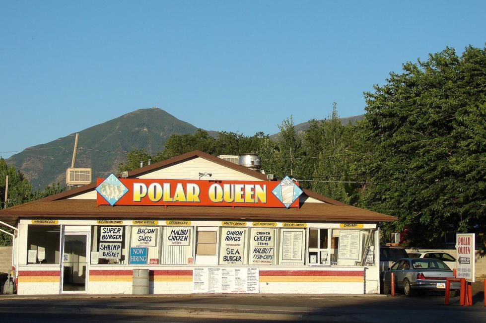 Polar Queen Drive-In