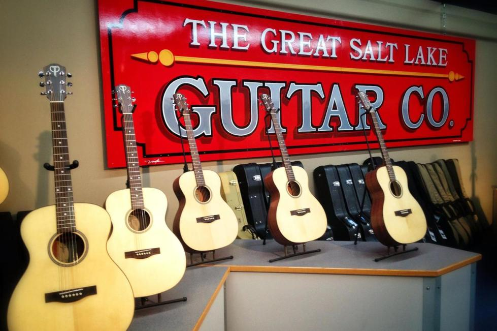 Great Salt Lake Guitar Co.