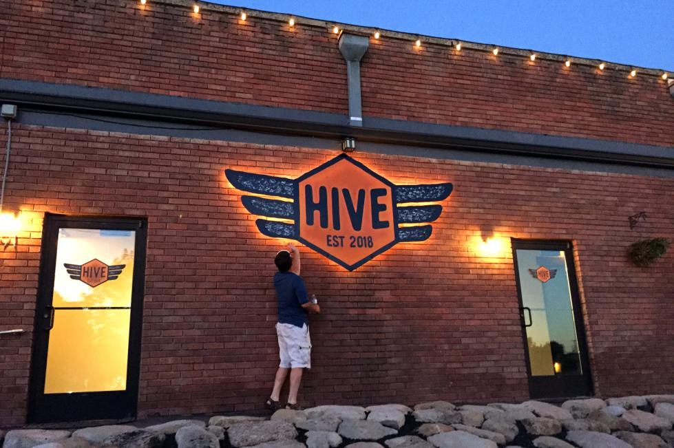 The Hive Collaborative Sign