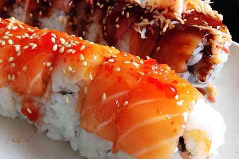 Wild Ginger - Sushi