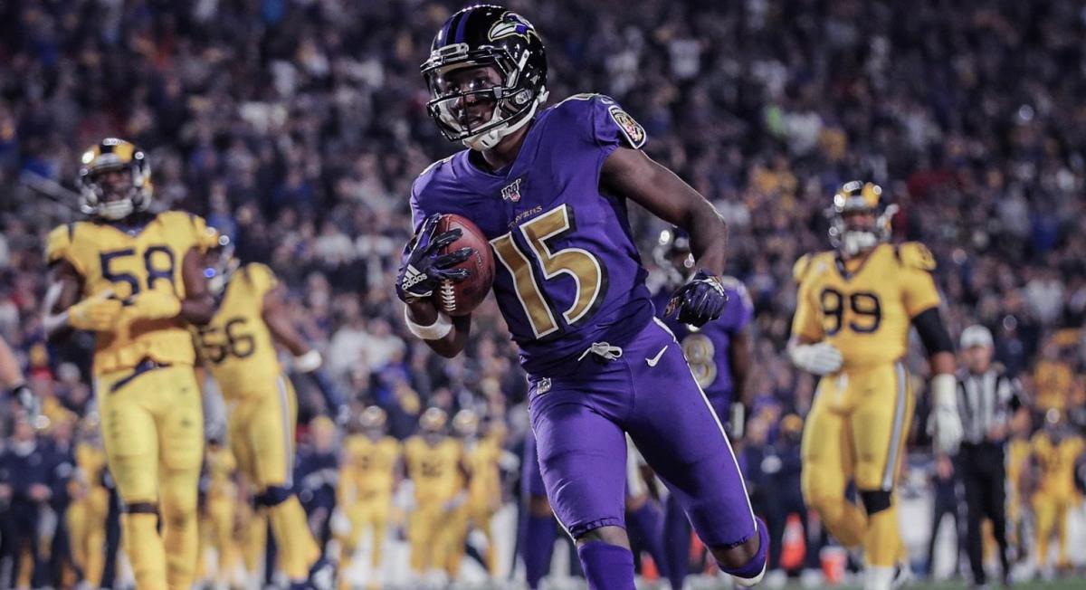 Baltimore Ravens Receiver