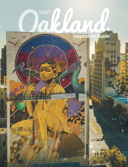 Visit Oakland Inspiration Guide 2019-2020