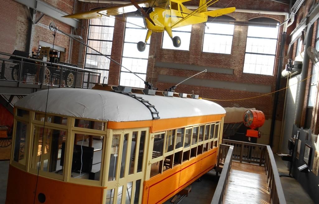 Agricultural & Industrial Museum