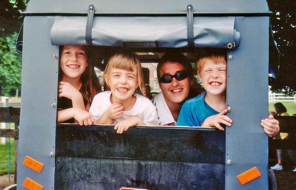 Family Fun Buggy Ride