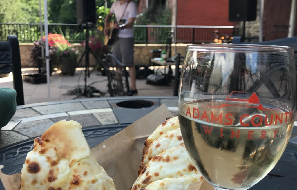 Food & Music on the Terrace