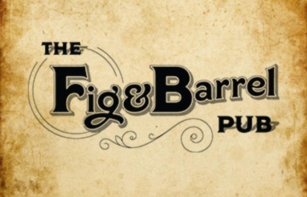 The Fig & Barrel Pub