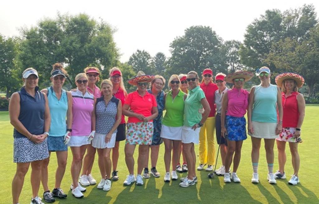 Ladies Golf 2021