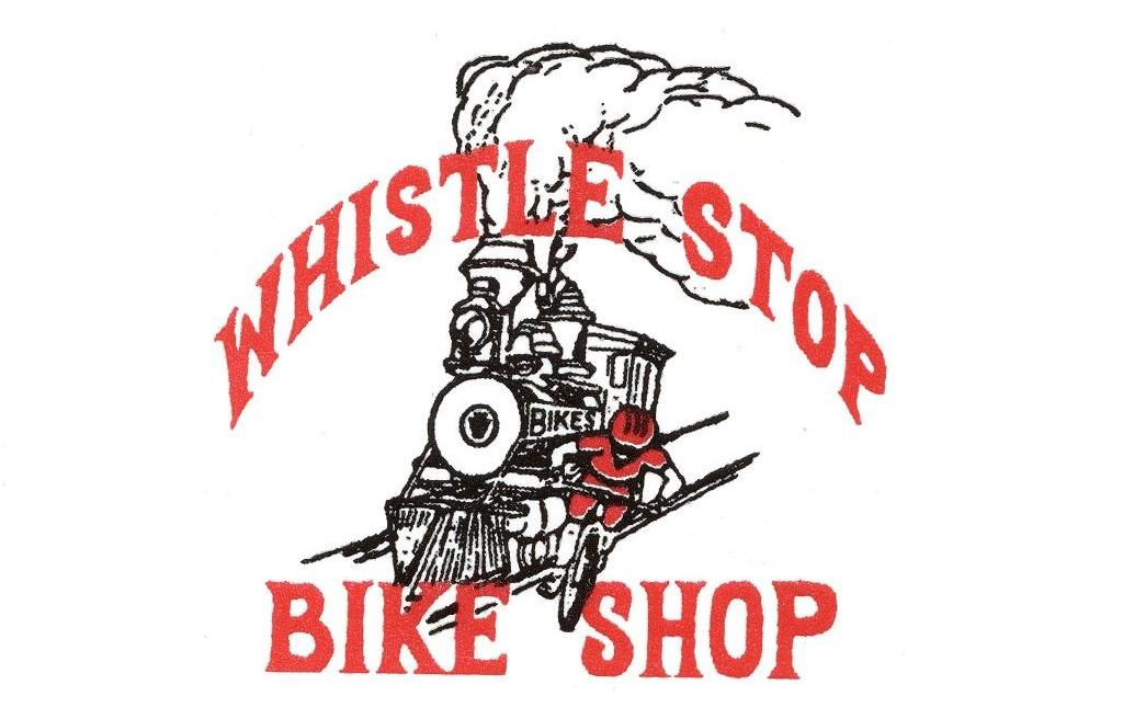 Whistle Stop Bike Shop Card