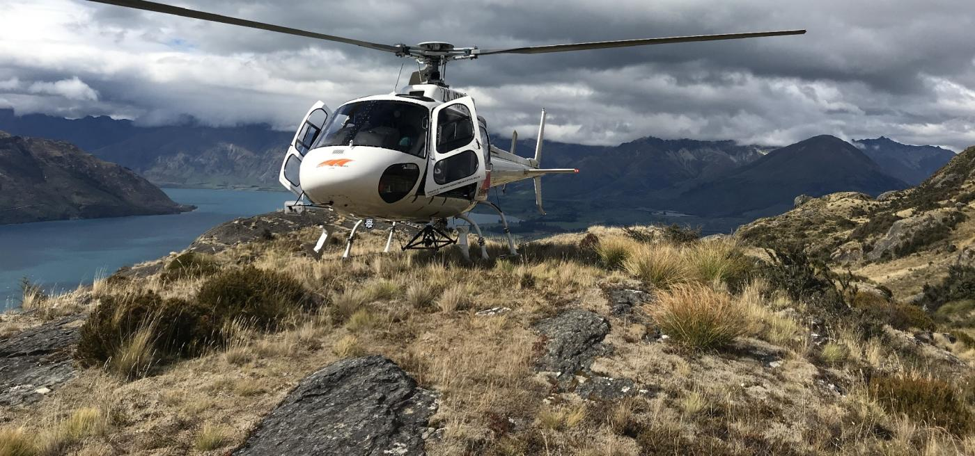 Private Helicopter to Remarkables