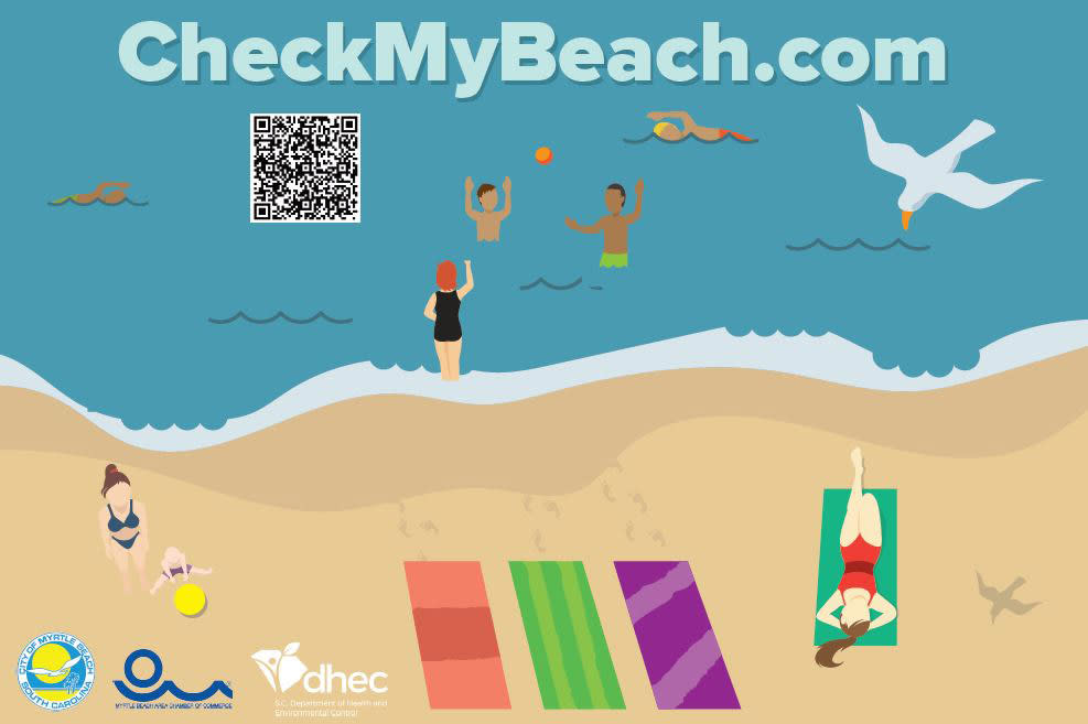 CheckMyBeach.com graphic