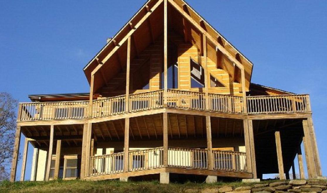 A Starry Night Lodge