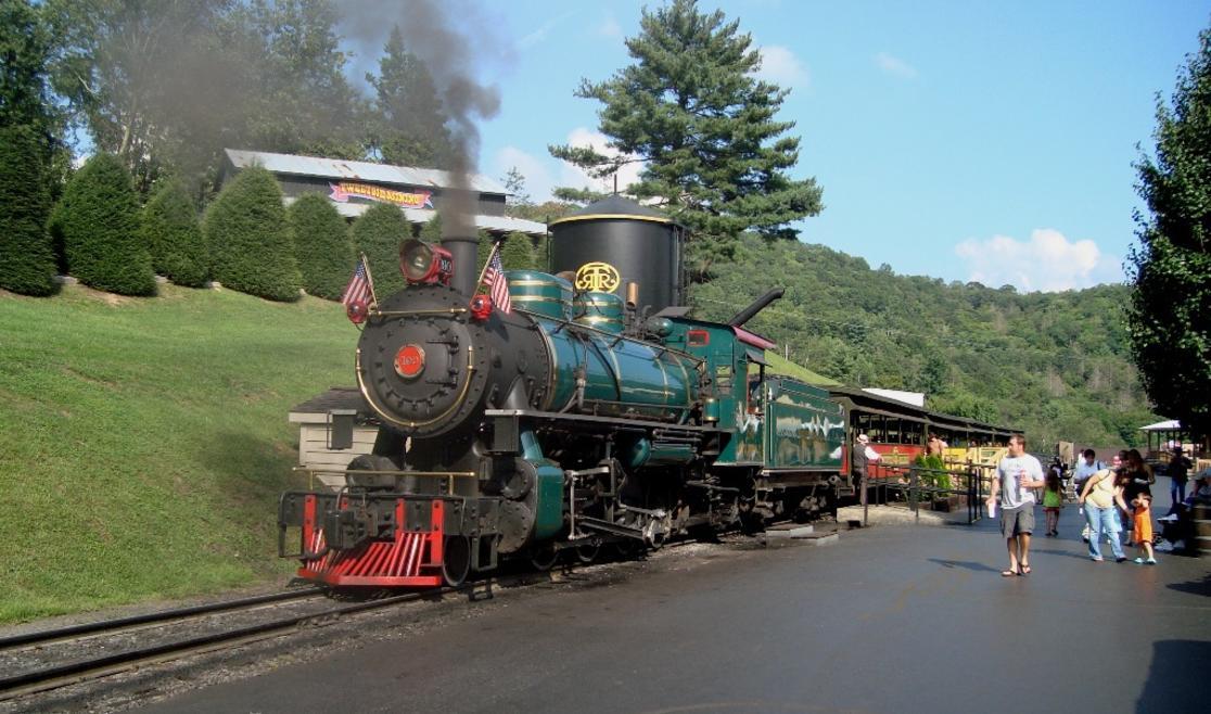 Tweetsie Railroad | Boone, NC