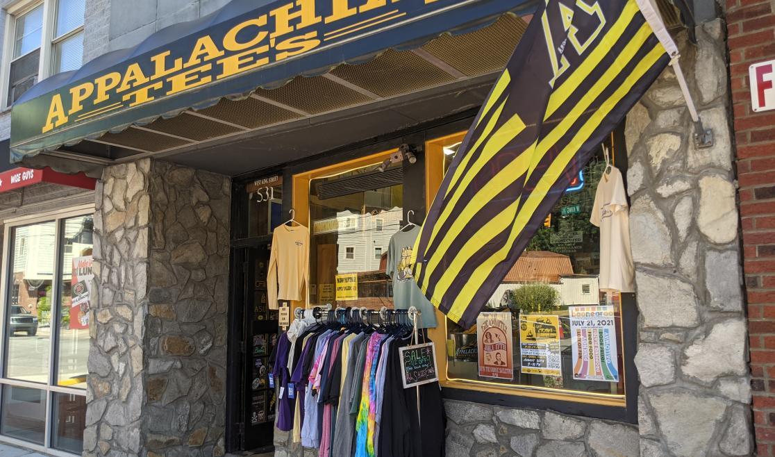 Appalachian Tees Storefront