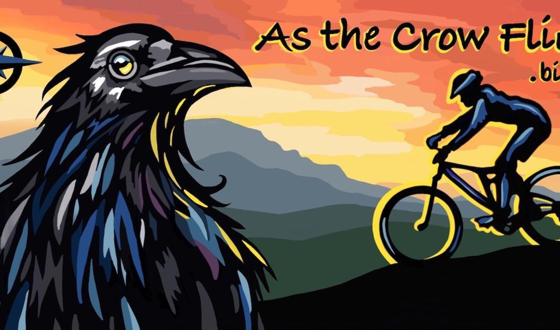 As The Crow Flies Logo