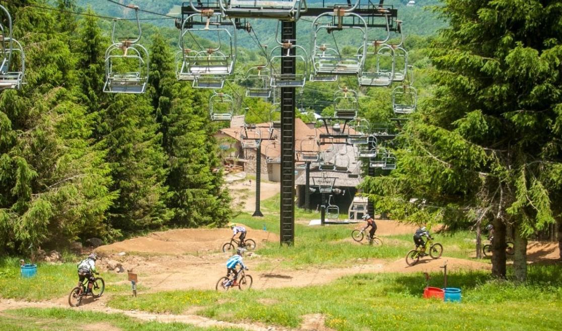 Beech Mountain Resort Mountain Biking