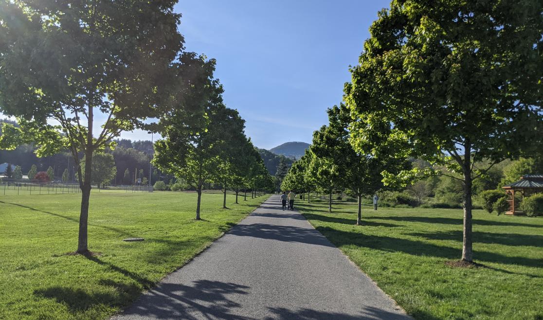 Boone Greenway Path