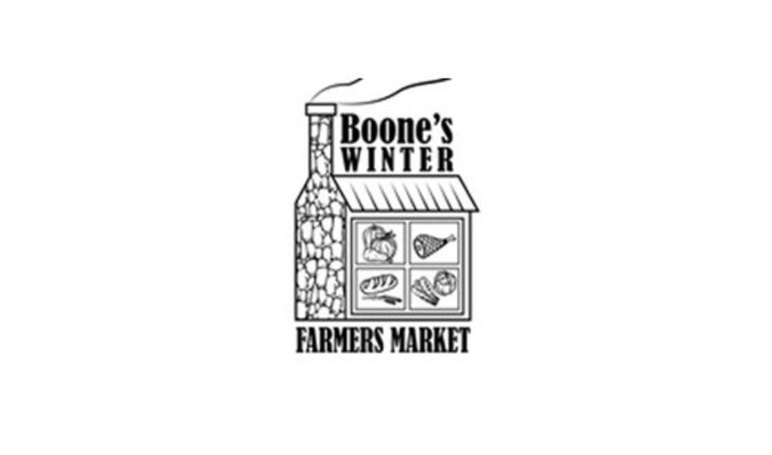 Boone's Winter Farmers' Market Logo