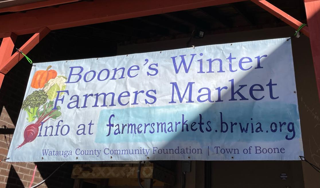 Boone Winter Farmers Market 2021