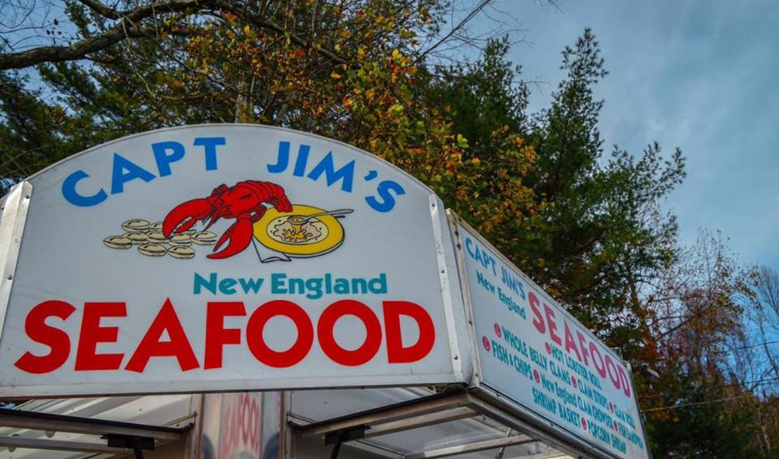 Captain Jim's Seafood Truck