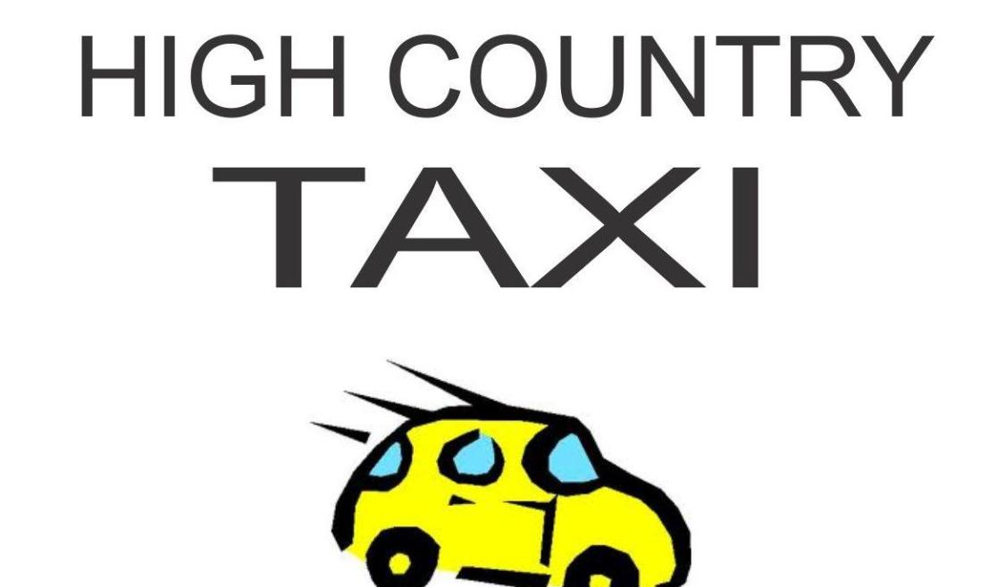 High Country Taxi