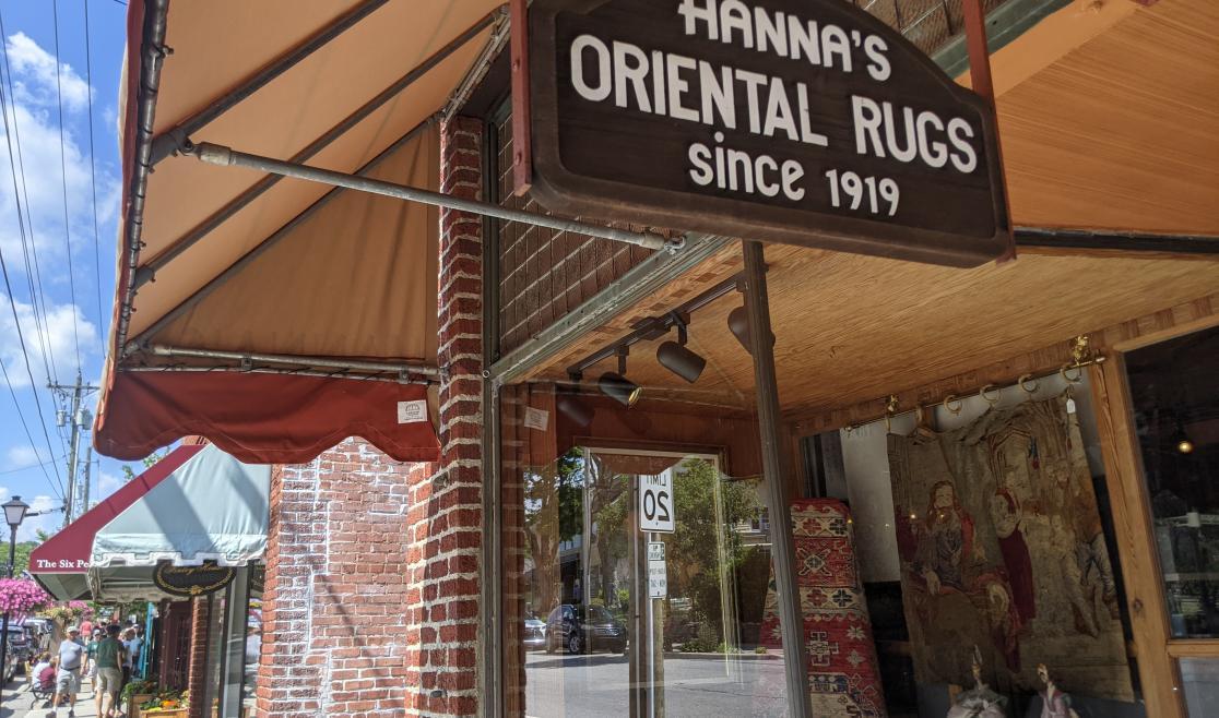 Hanna's Oriental Rugs