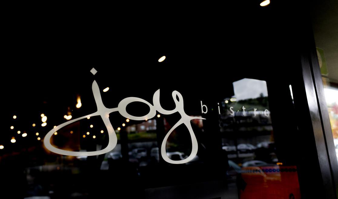 Joy Bistro Sign