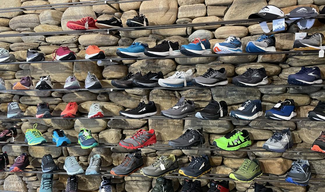 Mountain Running Company Shoes