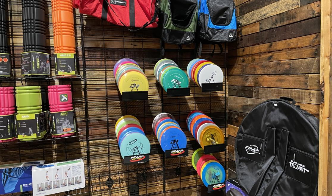 Mountain Running Company Discs